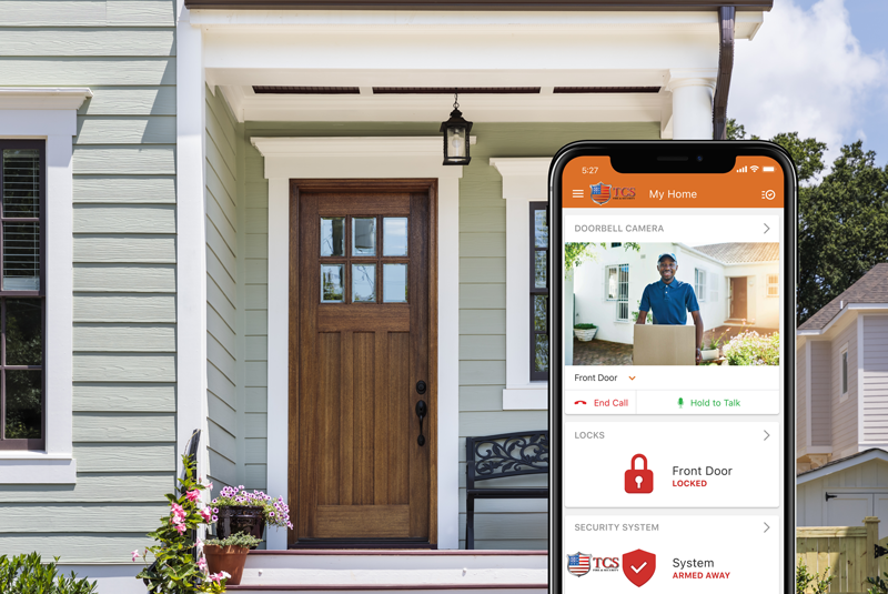 Smart Locks for Home Security